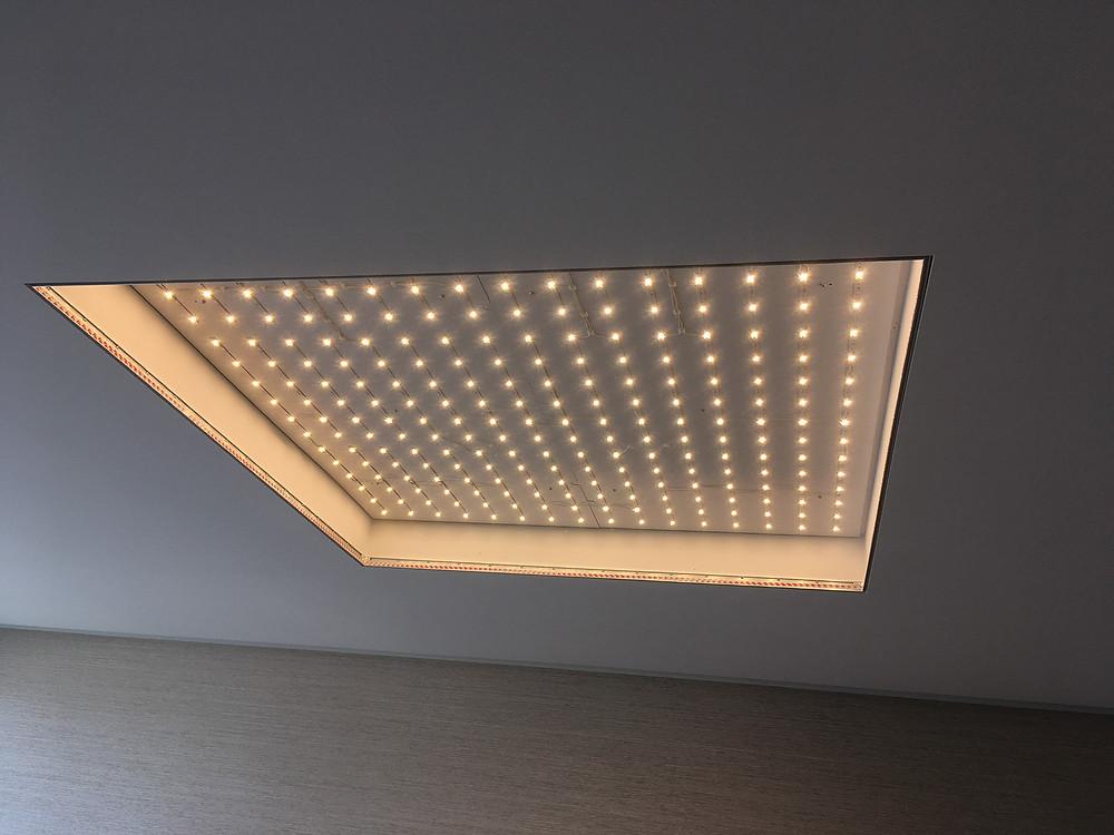 zapustené svietidlo do SDK LED svetelné stropy
