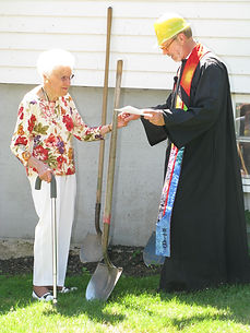 ruth manchester and pastor bill.JPG