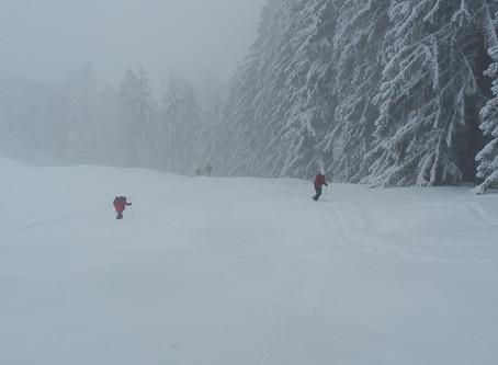 2020-01-04 Schneeschuhwanderung mit Tobias