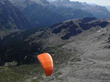 2020-09-26&27 Einfache Hochtour auf den Wildstrubel, dann         runterfliegen, GCL mit SAC Titlis