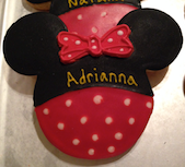Minnie Mouse Custom Name