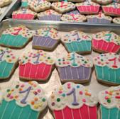 Cupcake 1st Birthday