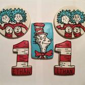Dr. Seuss 1st Birthday