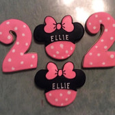 Minnie Mouse 2nd Birthday