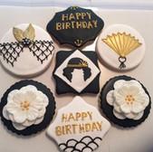 The Great Gatsby Birthday Theme