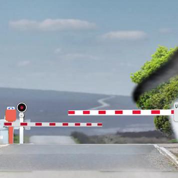 SNCF Passage à niveaux - 1