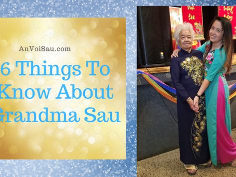 6 Things to Know About Grandma Sau