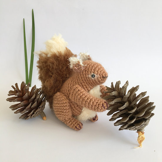 Nina's squirrel pattern