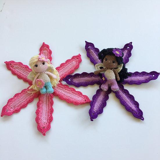 Baby fairy pattern