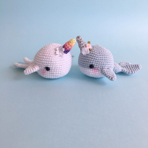 Free Narwhal Pattern