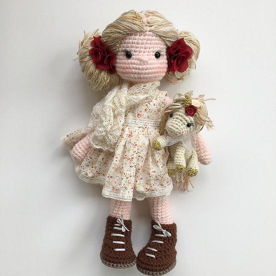 Dawn fantasy doll