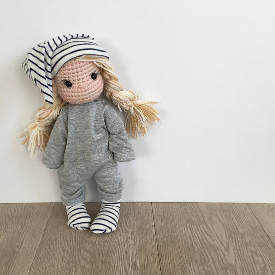 Sleepy dolly
