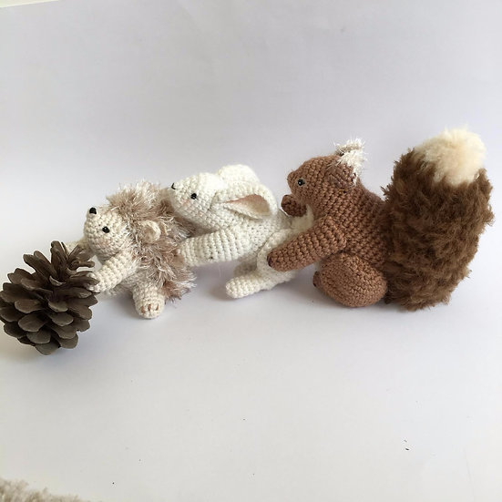 Little critters pattern
