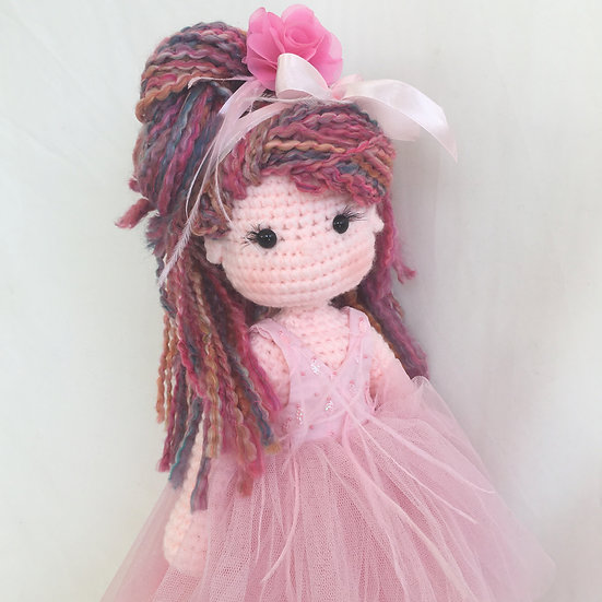 pink couture doll