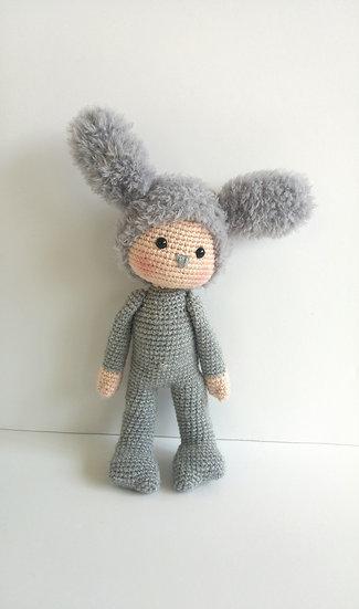 Munchkin bunny pattern