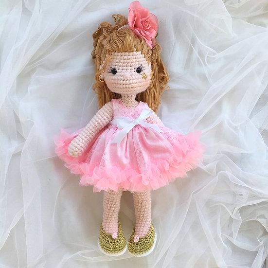 Pink Rose star