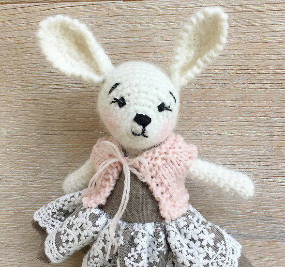 bunny in a box white girl