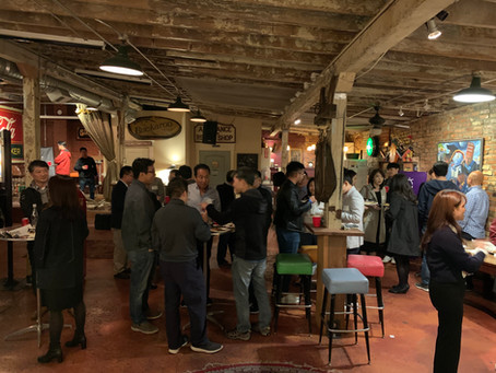 [이벤트 후기] 2019 창발 컨퍼런스 전야제- Networking Event