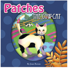 Patches The Cow-Cat book cover