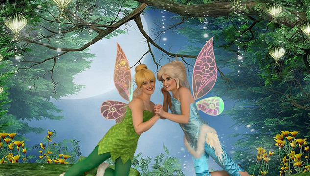 Fairy Sisters - Fairy Bell Craft