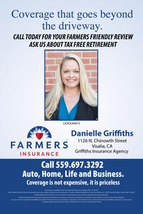 Farmers Insurance, Griffiths Agency