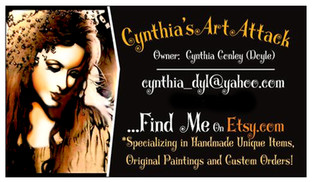 Cynthia's Art Attack