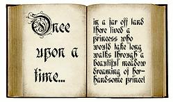 Open Book -Public Domain #4 w SHORTER st
