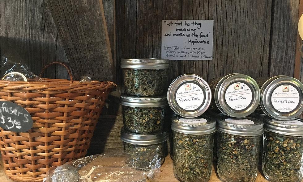Farm Foraged Herbal Tea