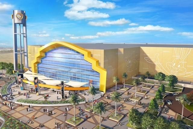 Warner Bros. Theme Park - Abu Dhabi