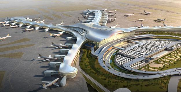 Midfield Airport Terminal -Abu Dhabi