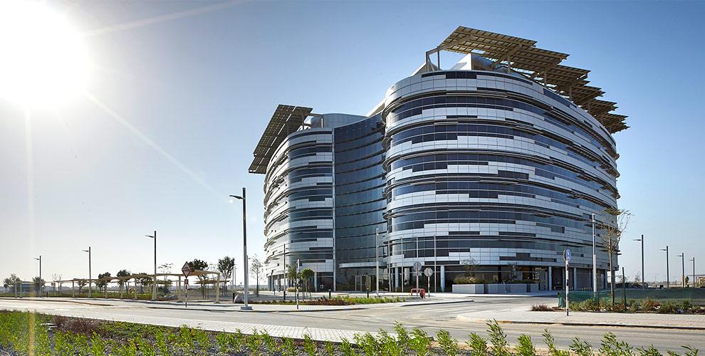 Masdar Head Quarters - Abu Dhabi