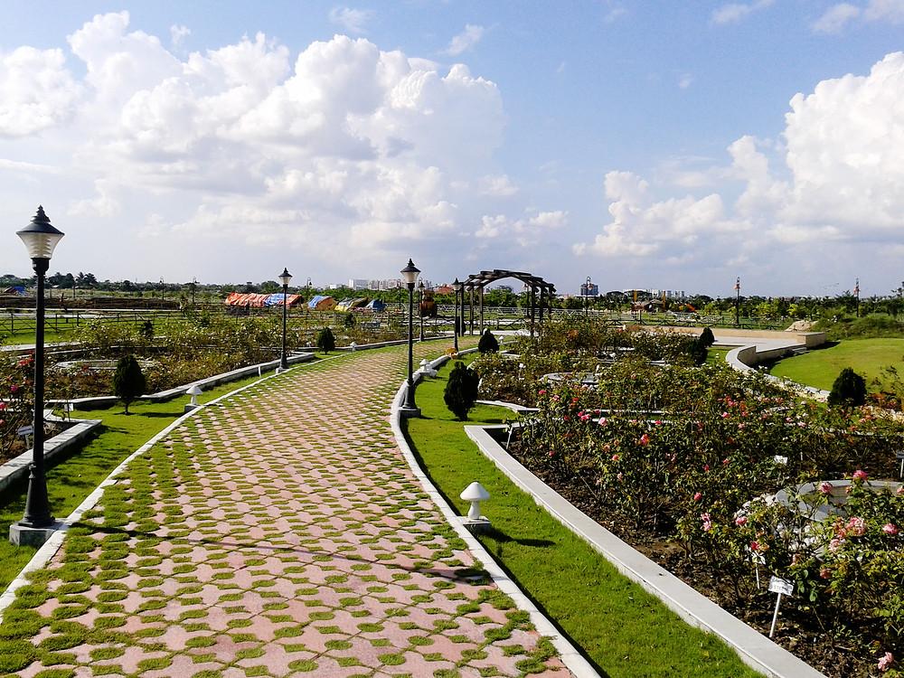 Rose Garden Eco Park