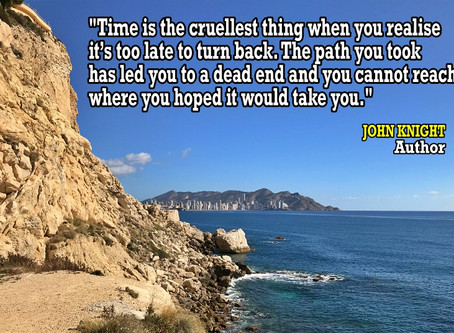 Time is the cruelest thing...