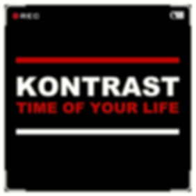 Kontrast- Time of your life cover