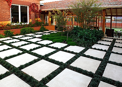 landscape design in melbourne