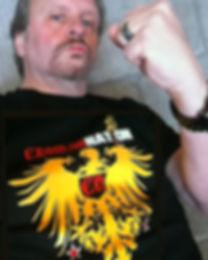 Tommy Zman CROMAG NATION shirt