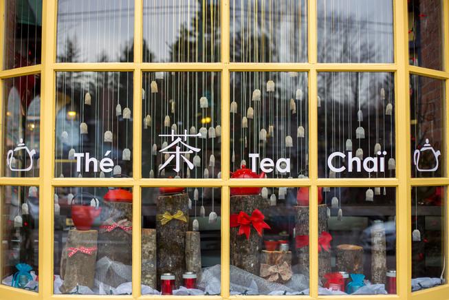 Tempête de thé