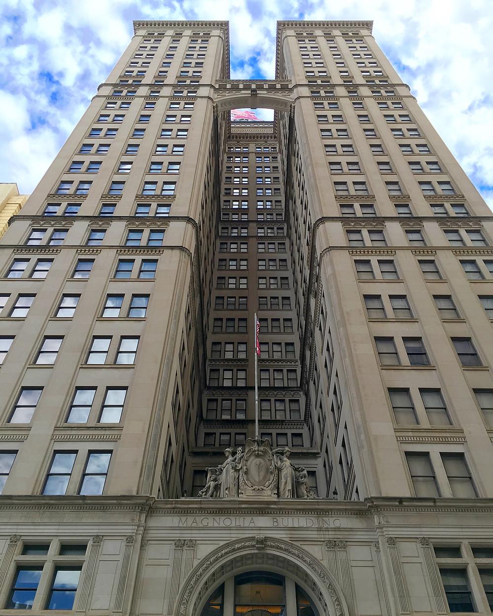 The Magnolia Building | Hello_Francois | Dallas Men's Fashion & Lifestyle Blogger
