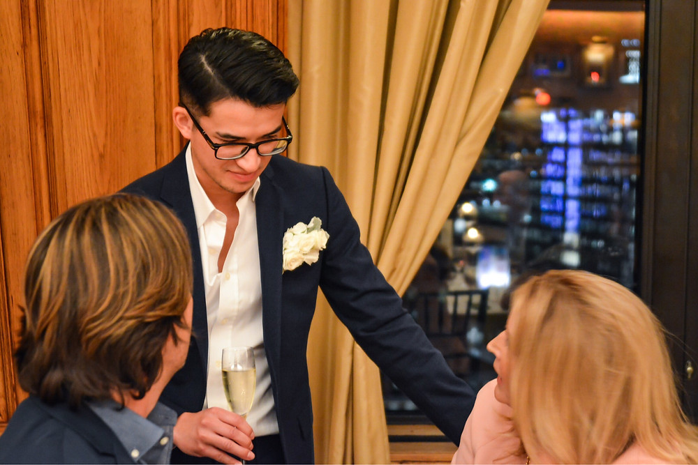 Our Wedding Reception | Hello_Francois | Dallas Men's Fashion & Lifestyle Blogger