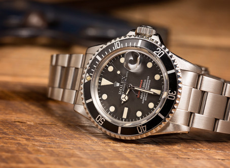 Where to buy your next Vintage Rolex