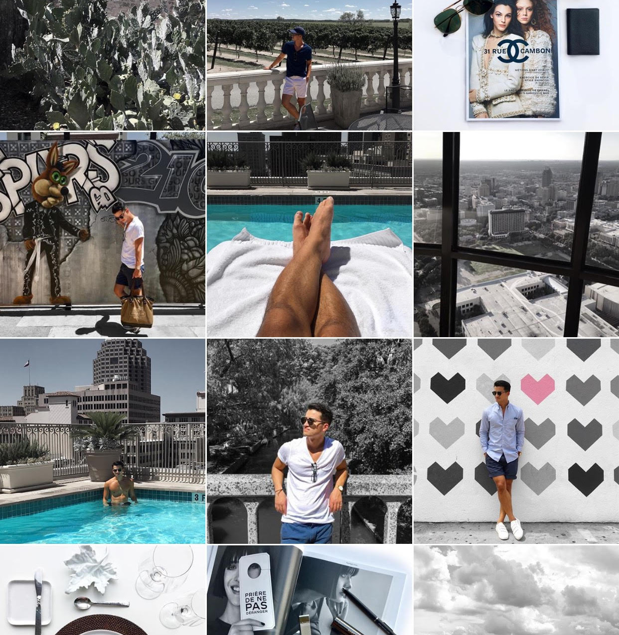 Instagram Screen Capture (After) - Hello_Francois | Dallas Men's Fashion & Lifestyle Blogger