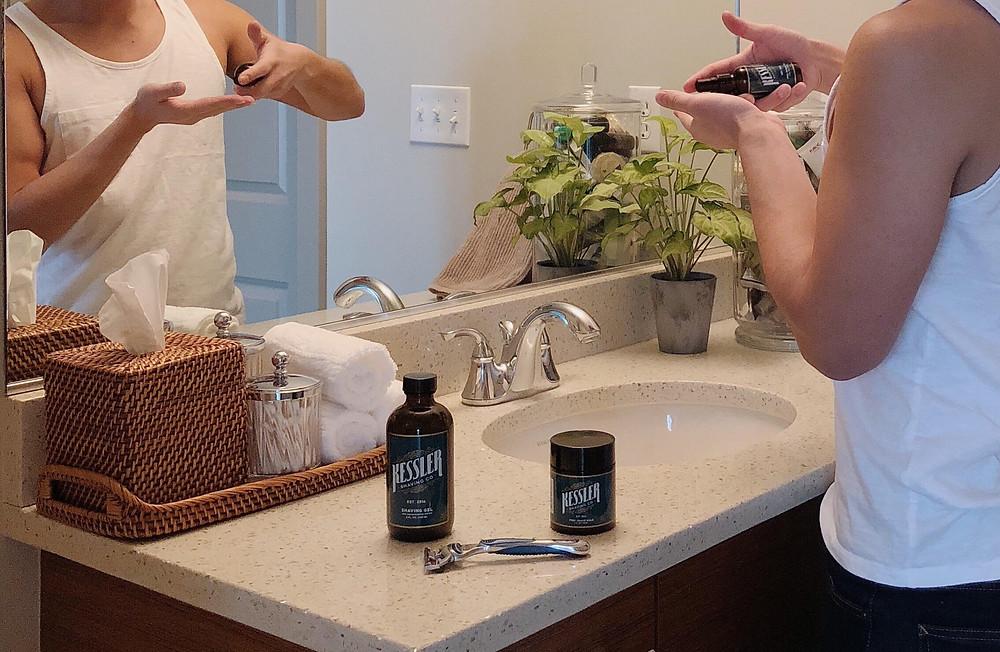 Kessler Shaving Co. | Hello_Francois | Dallas Men's Fashion & Lifestyle Blogger