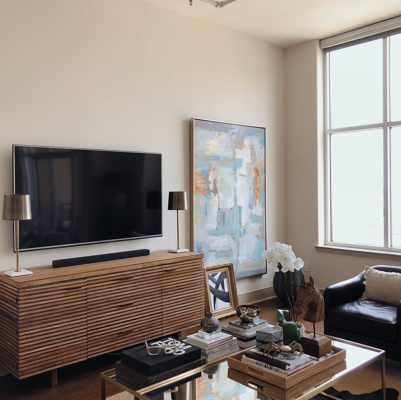 Living Room Reveal | Hello_Francois