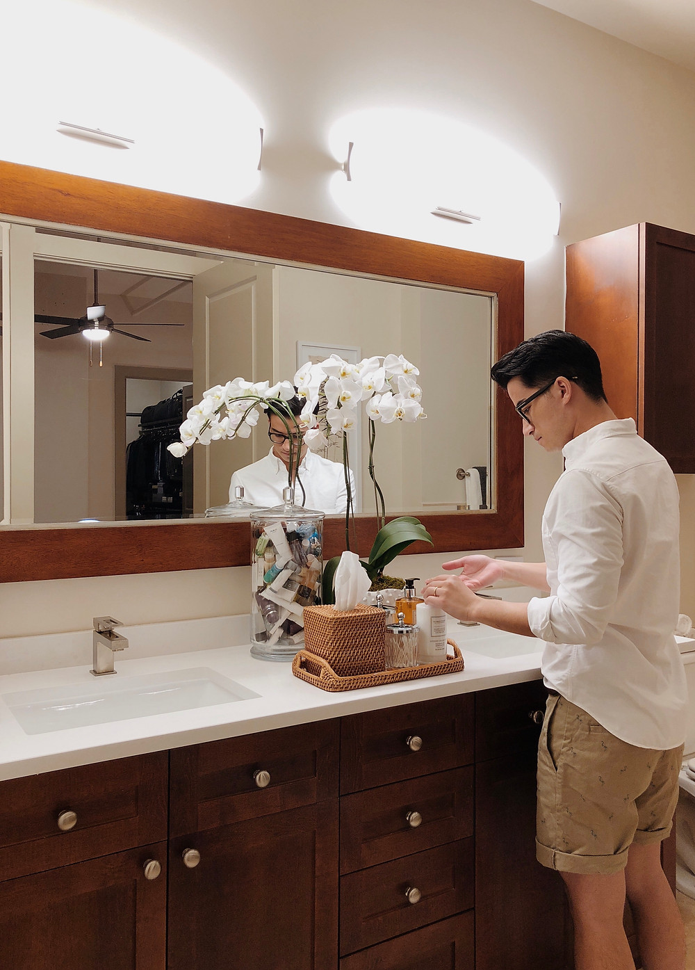 Bathroom Reveal | Hello_Francois | Dallas Men's Fashion & Lifestyle Blogger