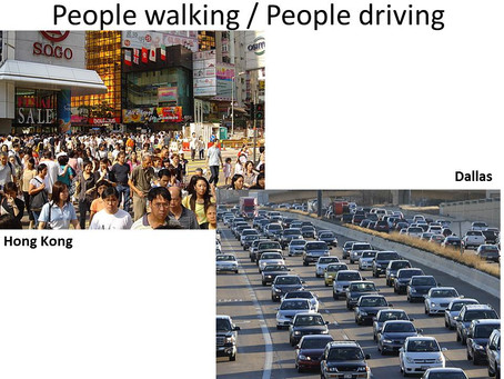 Hong Kong Lifestyle Vs. Dallas Lifestyle