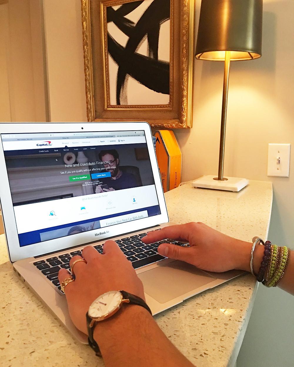 Capital One's Auto Navigator | Hello_Francois | Dallas Men's Fashion & Lifestyle Blogger