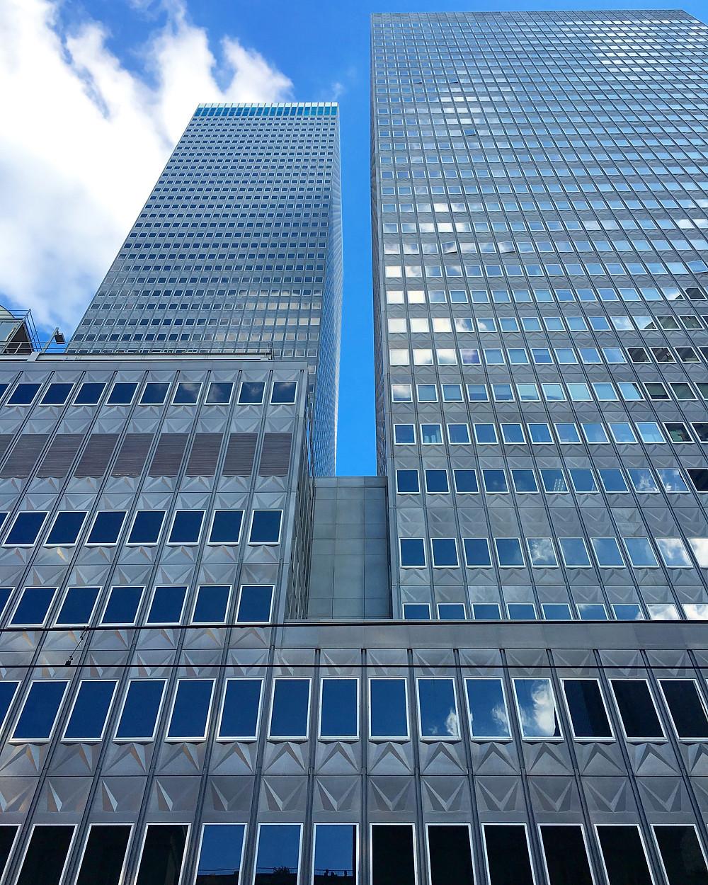 Skyscrapers in Downtown Dallas | Hello_Francois | Dallas Men's Fashion & Lifestyle Blogger