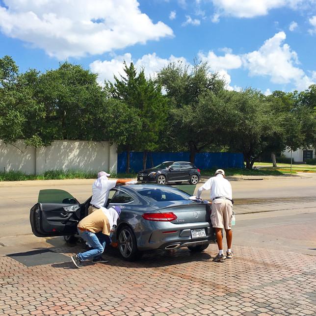 Car Wash | Hello_Francois | Dallas Men's Fashion & Lifestyle Blogger