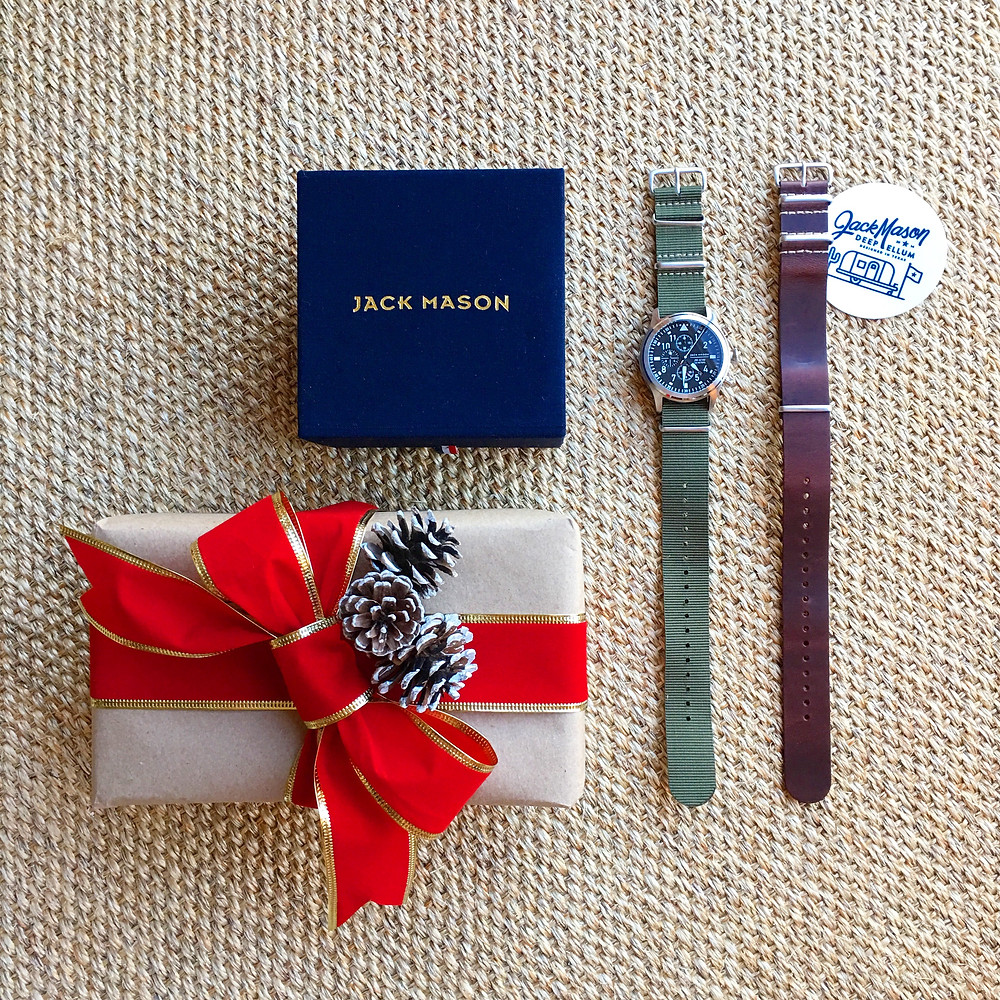 Jack Mason Watch | Hello_Francois | Dallas Men's Fashion & Lifestyle Blogger