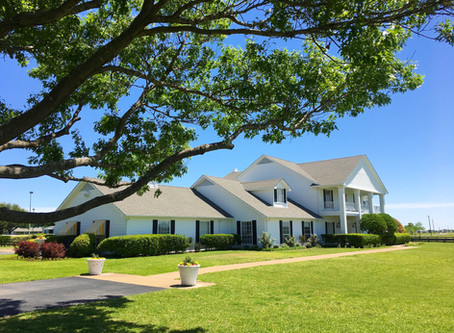 A Visit Of Southfork Ranch : On The Footprints Of JR And Sue Ellen